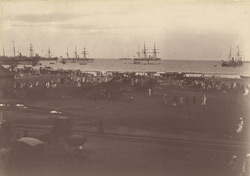 The Indian Troopships